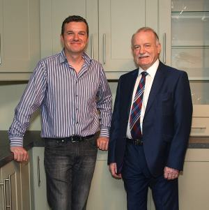 Barry and Declan, Award Bedrooms and Kitchens, Walkinstown, Dublin Suppliers of fitted kithens, kitchen designs, kitchen prices