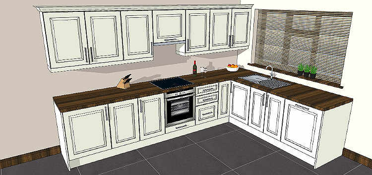 Kitchen Design 3