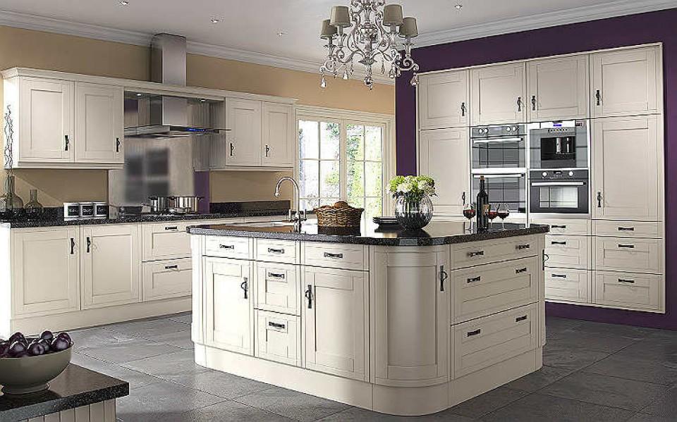 Modern classic kitchen design beautiful kitchen design for Classic contemporary kitchen