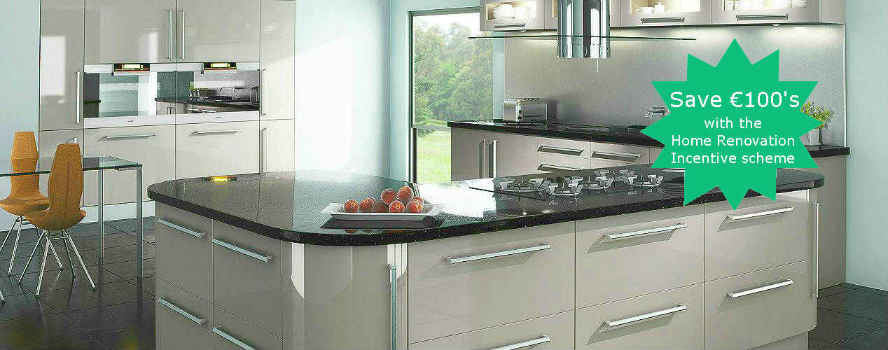 Eclipse Cappuccino 2 Contemporary Kitchen Design