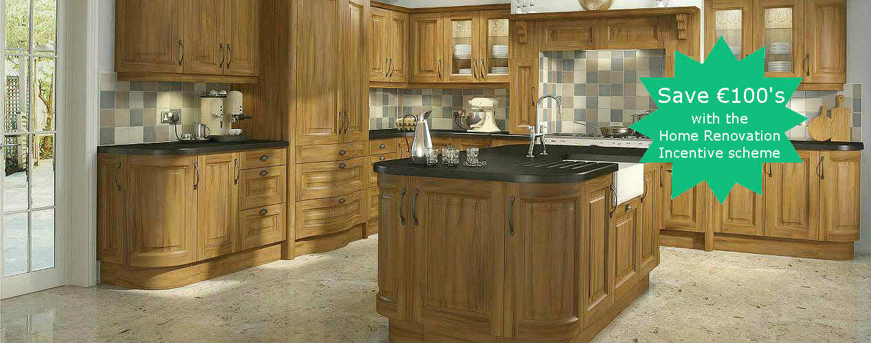 Traditional Turin Light Tiepolo 2 Kitchen Design