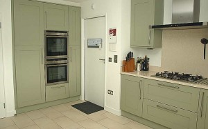 Kitchen Hob and Oven